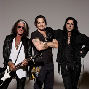 Hollywood Vampires, band