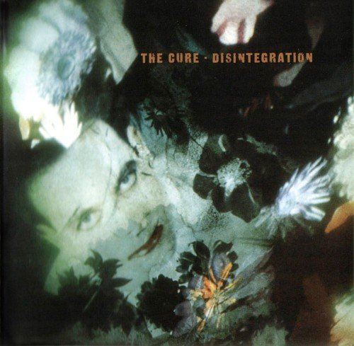 The Cure, Disintegration Cover