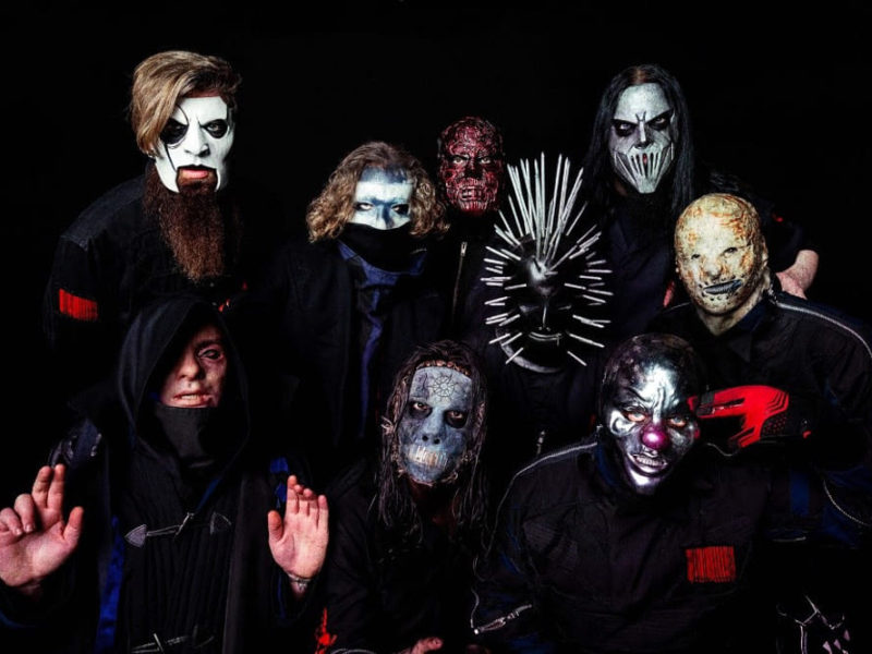 Slipknot, foto band