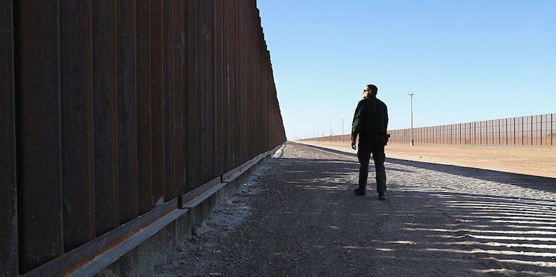 stati uniti muro