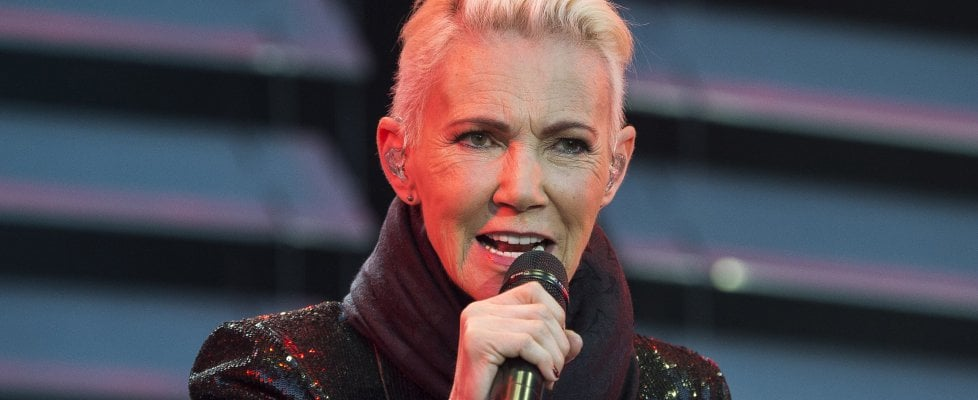 Marie Fredriksson, foto live
