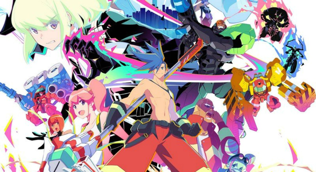 promare recensione anime wild italy