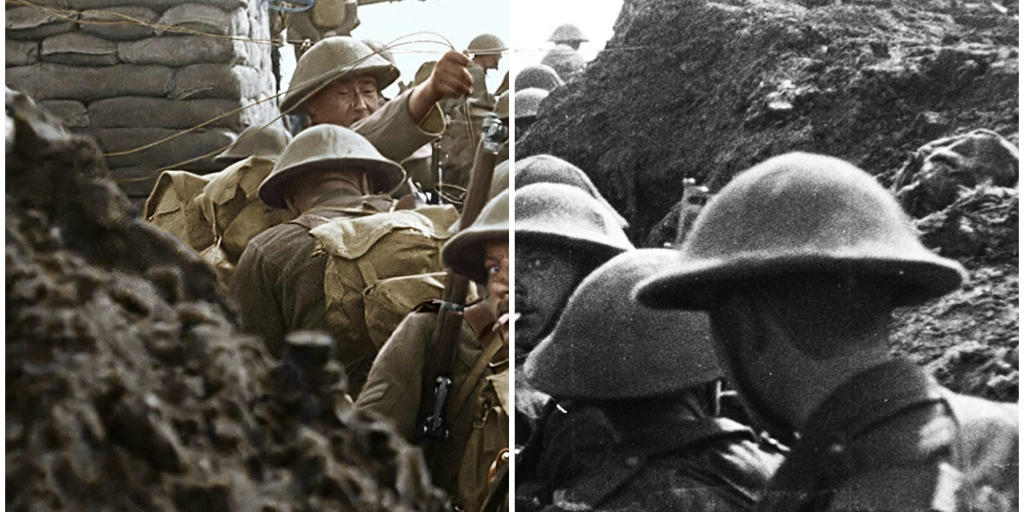 They shall not grow old recensione wild italy