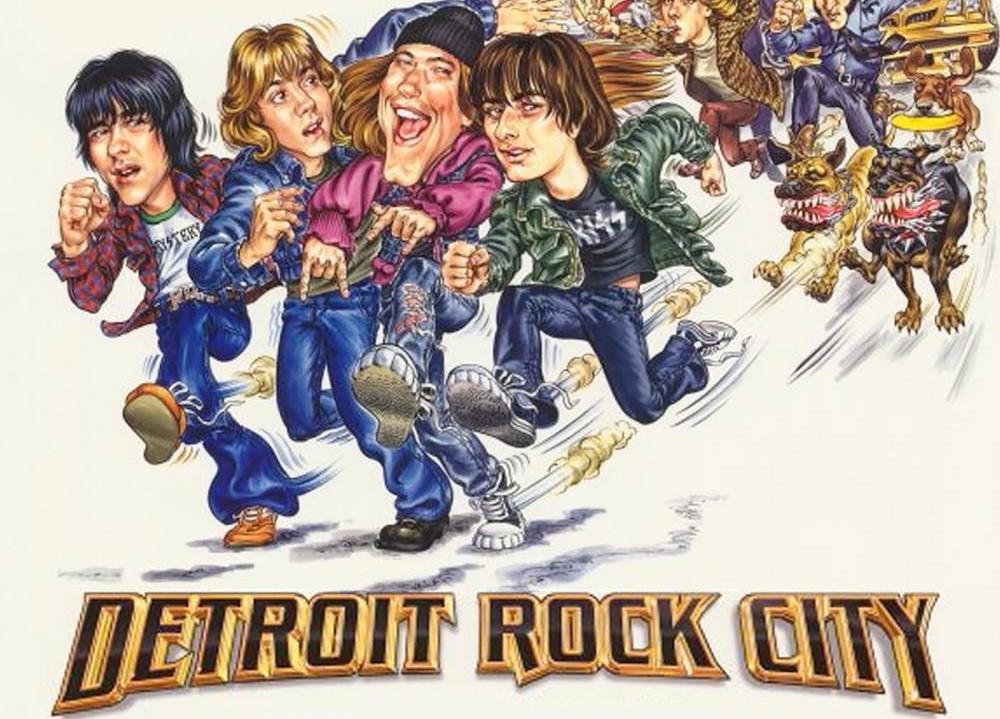 Detroit Rock City poster