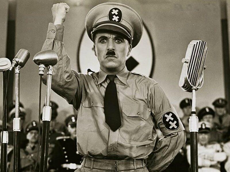 il grande dittatore recensione del film di charlie chaplin wild italy