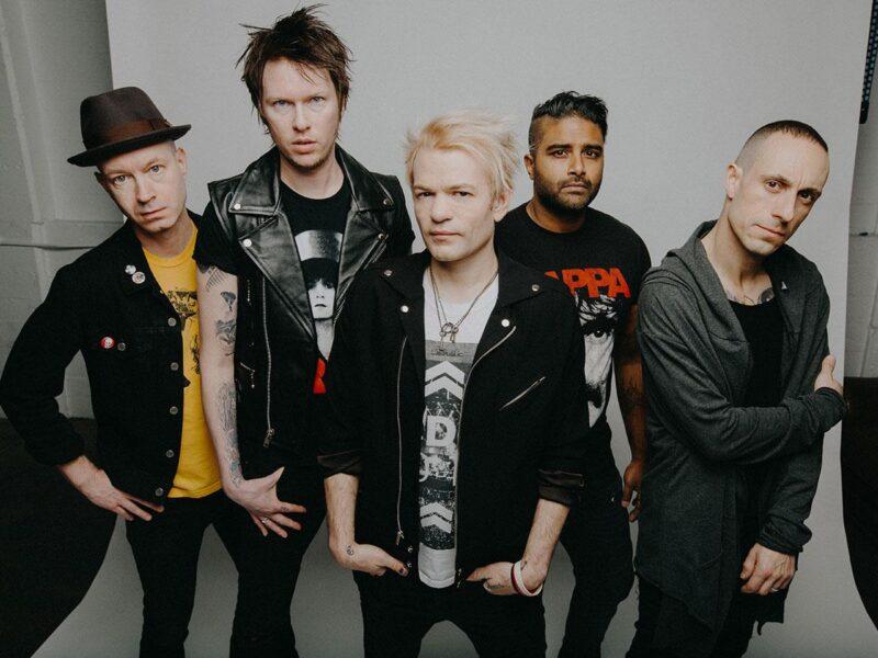 Sum 41, foto della band