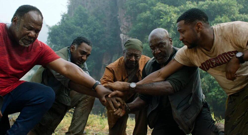 da 5 bloods come fratelli recensione del film netflix di Spike Lee