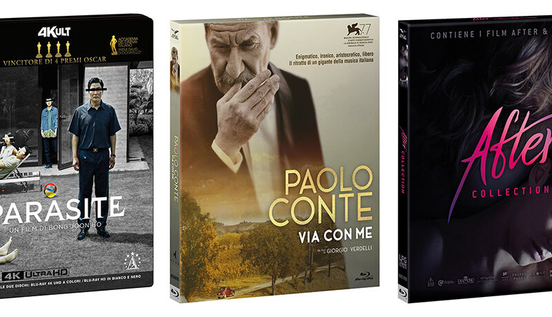 Le novità Home Video di dicembre di Eagle Pictures