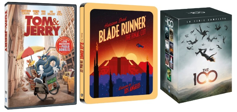 Warner Bros.: le novità Home Video di maggio di film e serie TV