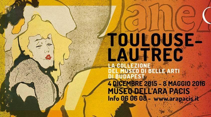 Locandina-mostra-su-Toulouse-Lautrec-all-Ara-Pacis-di-Roma