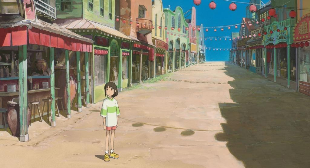 film Hayao miyazaki la città incantata