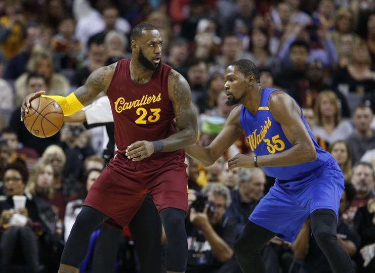 NBA Finals 2017 Lebron