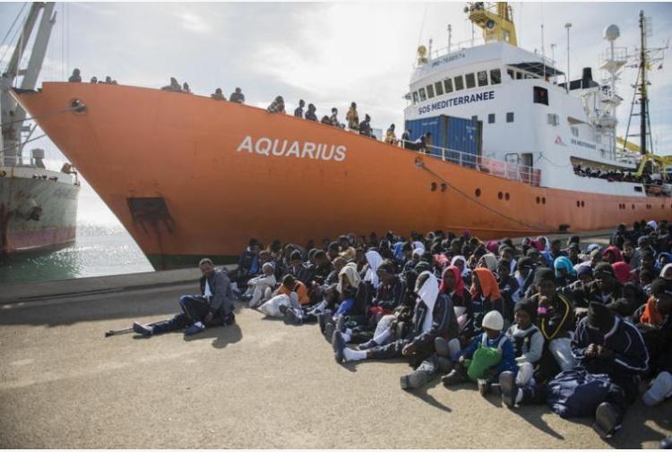 crisi migranti