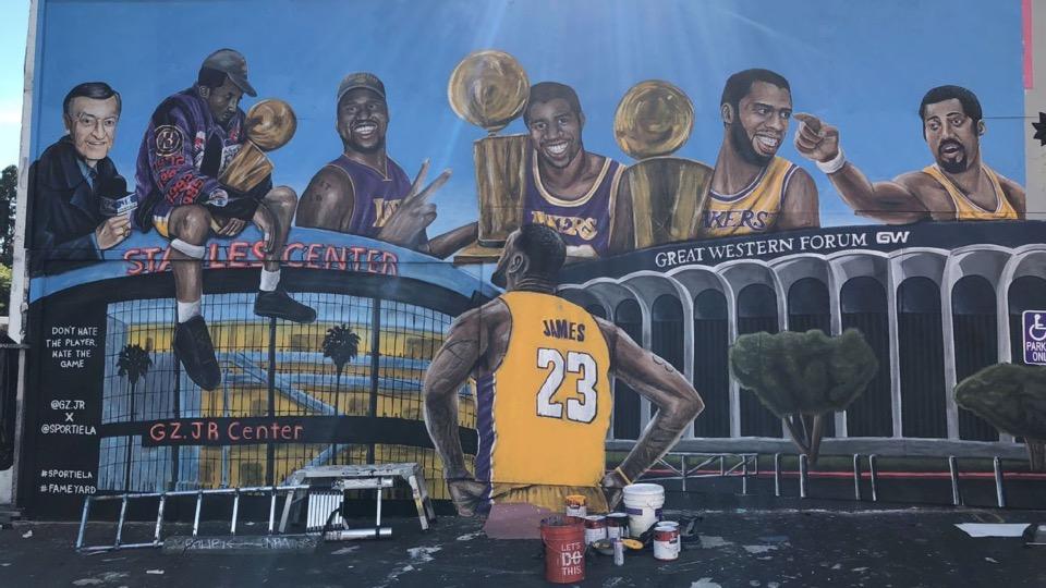 approfondimento Los Angeles Lakers