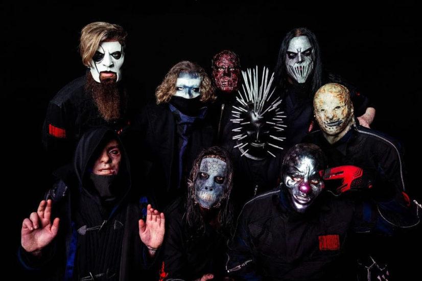 Slipknot, foto band