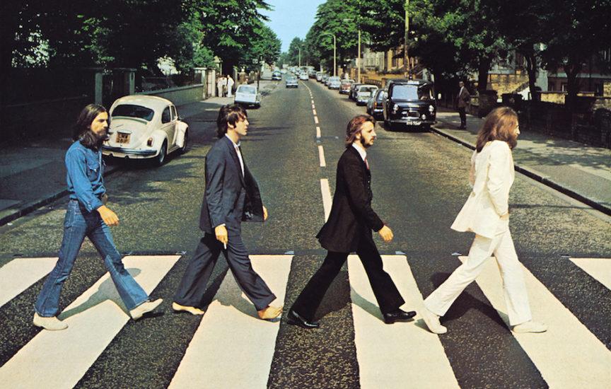 Beatles, Abbey Road