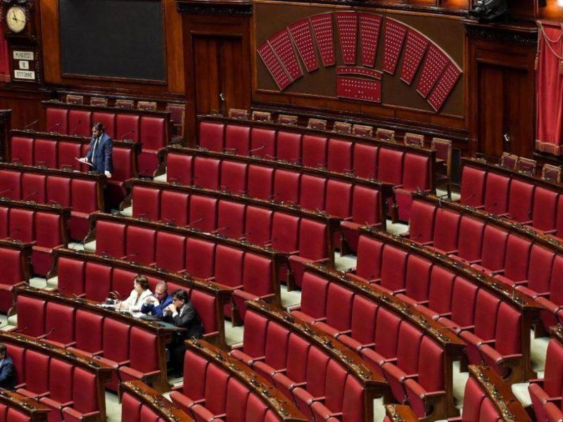 taglio dei parlamentari