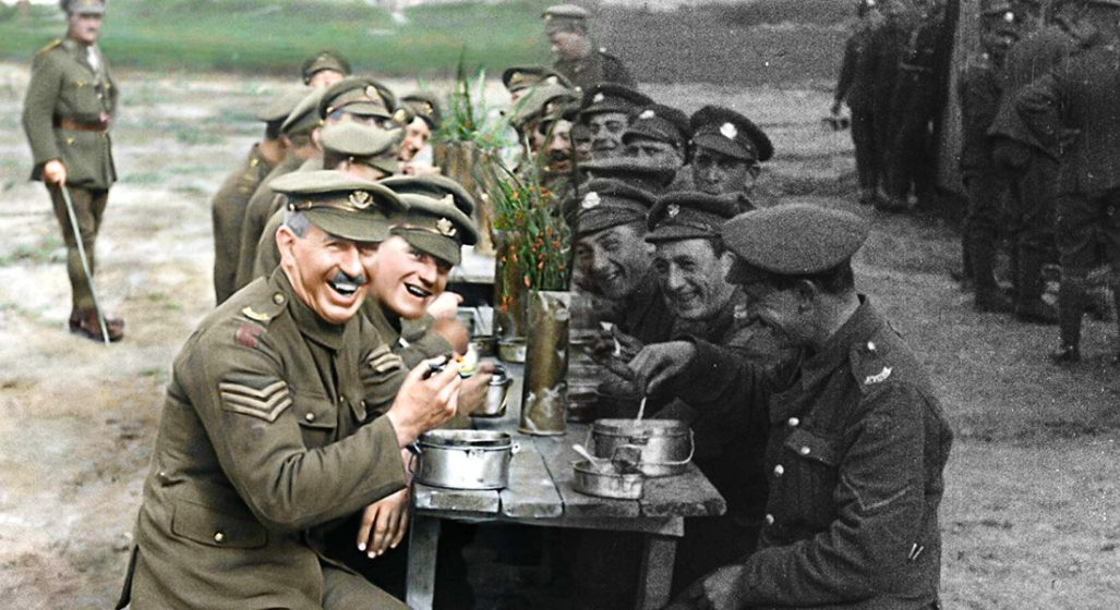 They shall not grow old recensione wild italy 1